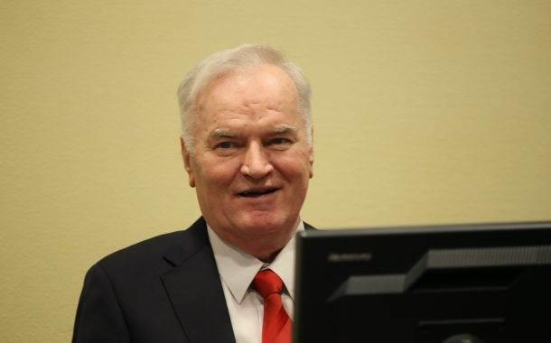 """Mladić: """"Lažni sud me osudio jer sam narod branio od NATO-a"""""""