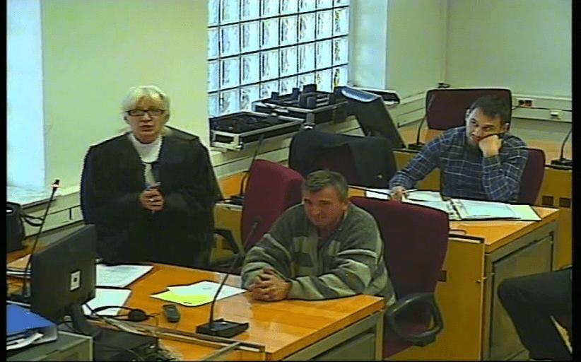 Brane Planojević negirao maltretiranje zatvorenika