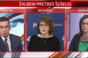 Džana Brkanić za N1: Žalba na oslobađajuću presudu Šešelju