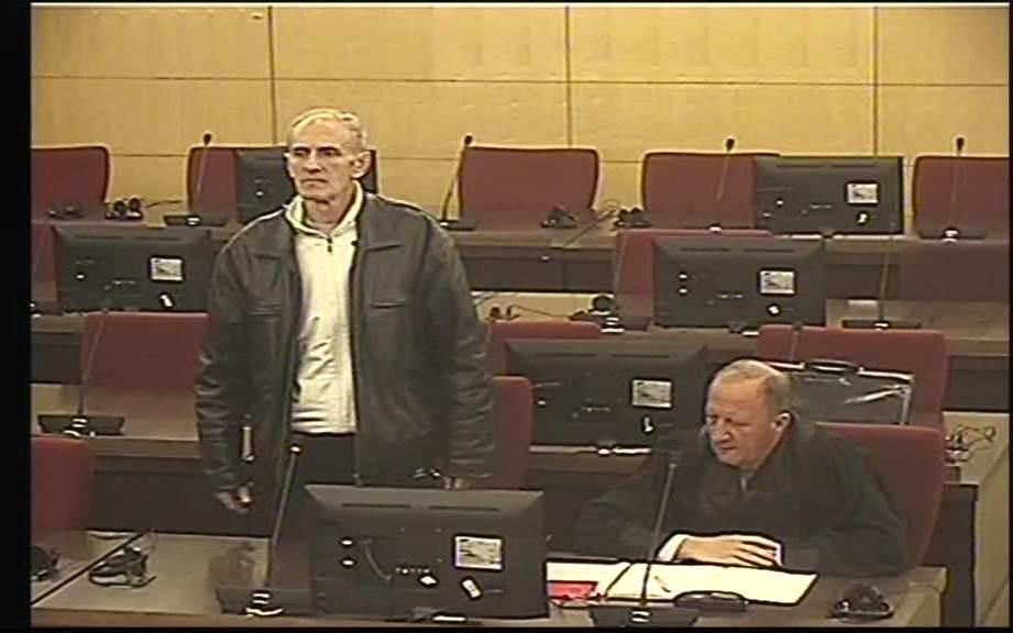Davidović: Optuženi nije ulazio u stan