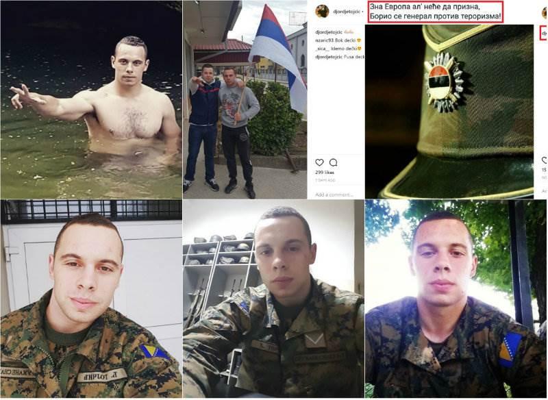 Pripadnik Oružanih snaga BiH prijavljen zbog veličanja Ratka Mladića (FOTO)