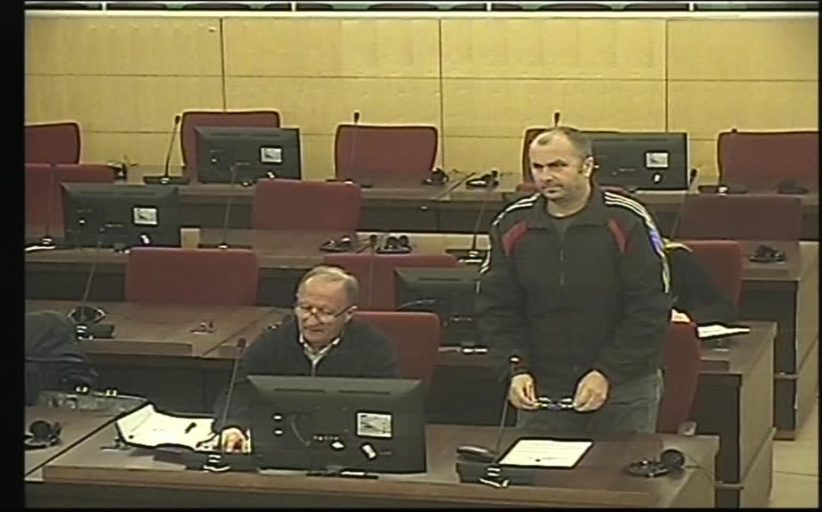 Bosnia Court Jails Serb Ex-Policeman for 1992 Rape