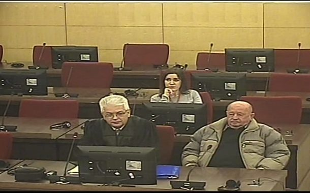 Tužilaštvo traži novo suđenje Đorđu Simiću