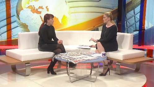 Erna Mačkić za N1 o 12. BIRN-ovom Balkan Fellowshipu