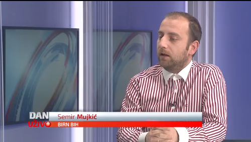 Semir Mujkić za N1: Nije mi jasna Čovićeva izjava