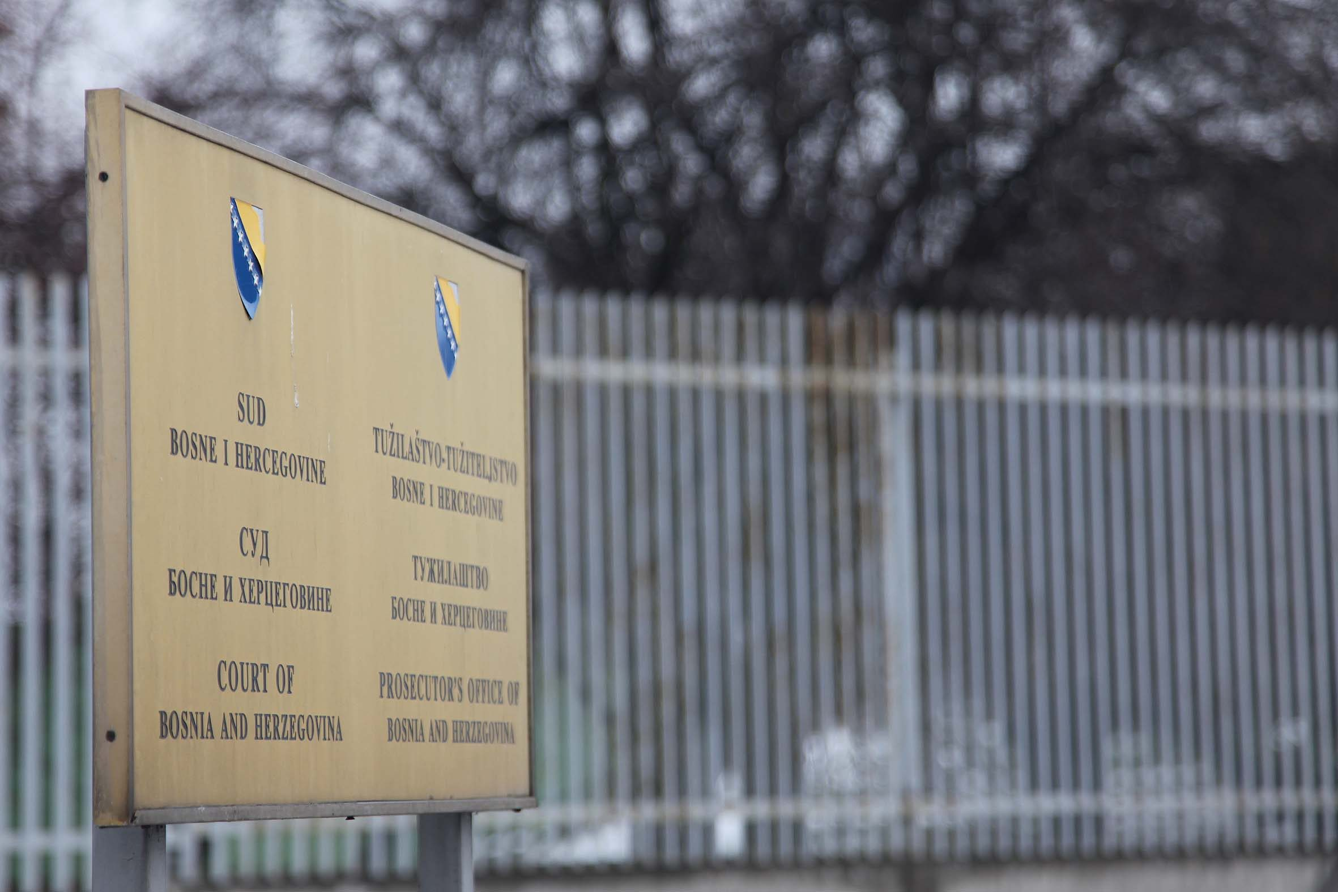 Kosorić i ostali: Naredba za deminiranje