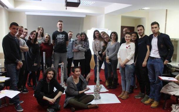 Mladi protiv nasilnog ekstremizma u Tuzli, Brčkom i Bijeljini