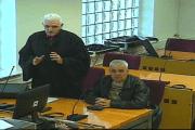 Garić: Na straži sa optuženim