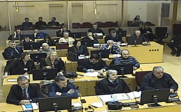 Babić Ljuban i ostali: Zabrana objavljivanja svjedočenja