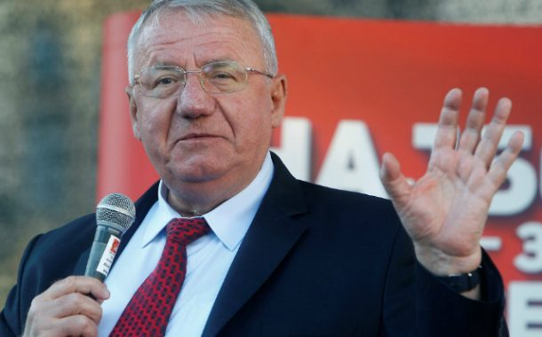Vojislav Seselj Denied Right to Appeal Conviction