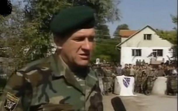 Former Bosnian General Dudakovic Arrested for War Crimes