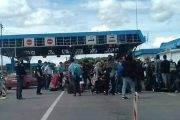 Oko 60 migranata pokušalo blokirati granični prelaz Velika Kladuša