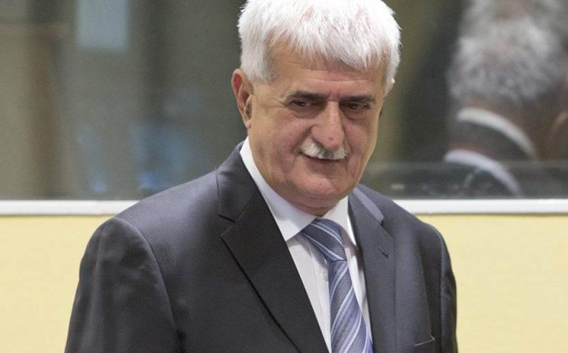 Haški osuđenik Bruno Stojić kaznu će služiti u Austriji