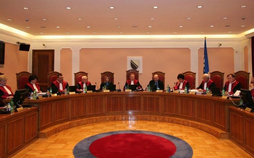 Ustavni sud odbacio apelaciju Indire Kamerić