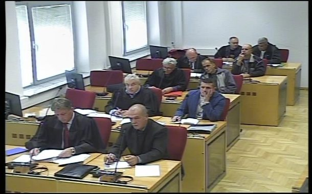 Four Jailed for Crimes Against Bosnian Croat Captives