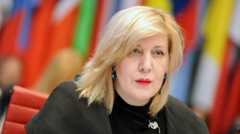 """Komentar - Dunja Mijatović: """"Srebrenicu ne smijemo zaboraviti"""""""