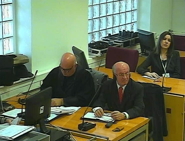 Buza: Završen dokazni postupak Tužilaštva