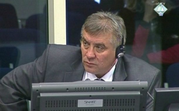 Bosnian Serb Ex-Official Blames Army Officer for Massacre