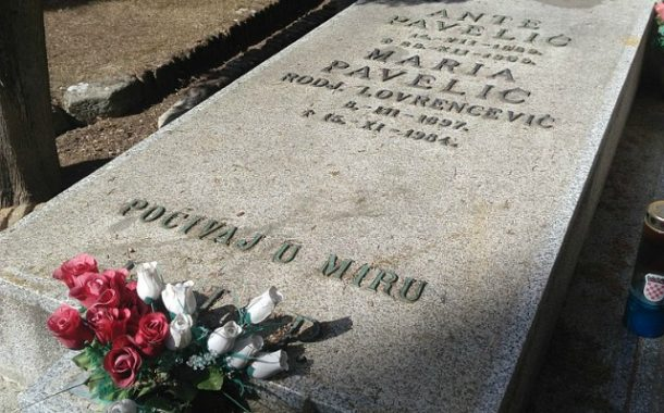 Spanish Law May Mean Moving Croatian Fascist Tombs