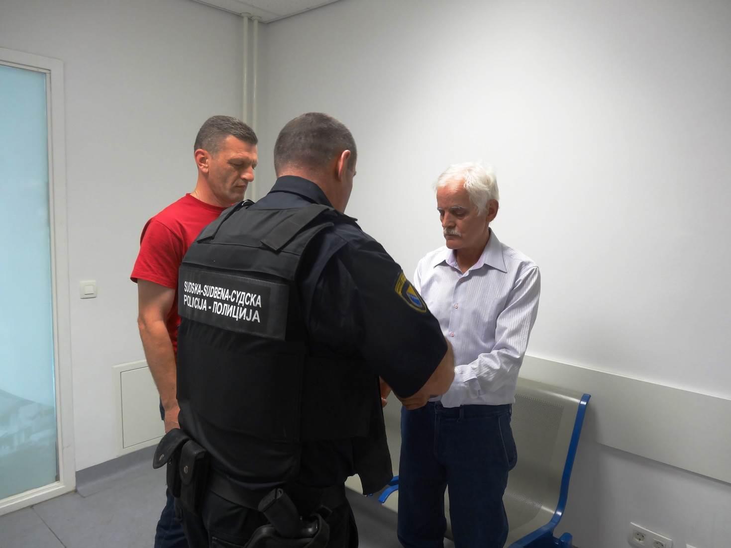 Bosnian Serb Fighter Convicted of Mass Killing in Visegrad