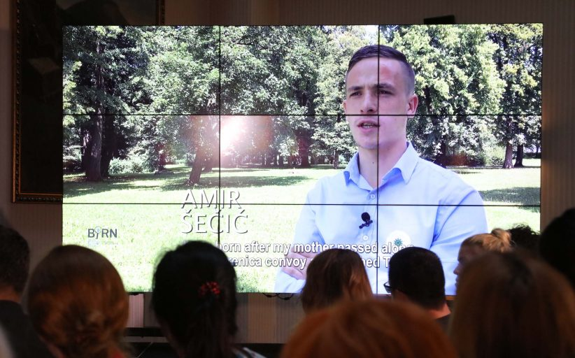 BIRN BiH na SFF-u predstavio priču o ostavljenom dječaku iz Srebrenice