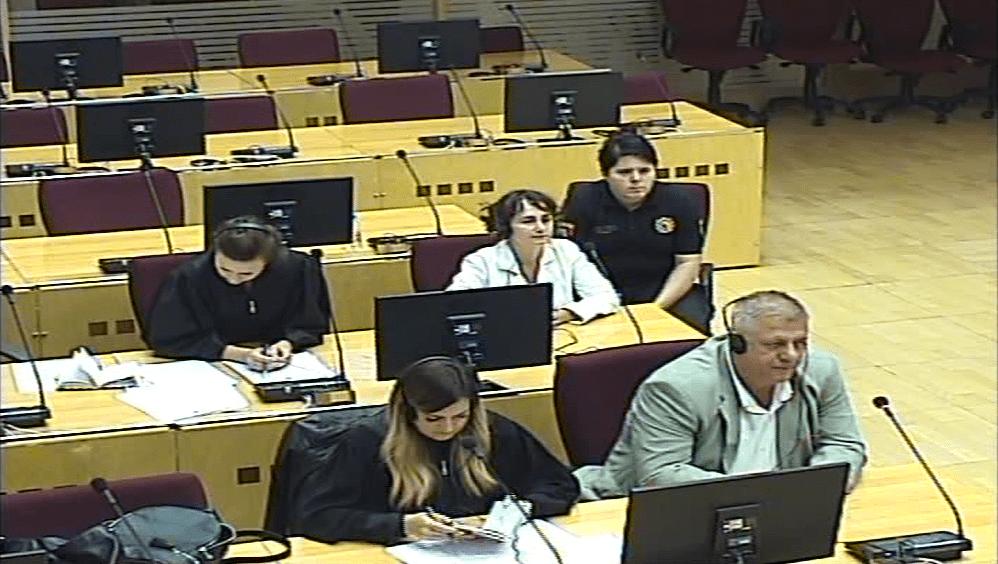 Halilović i Veseli: Okončan dokazni postupak