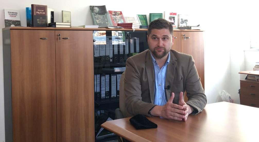 Karčić: Logori u svrhu kolektivne traumatizacije (VIDEO)