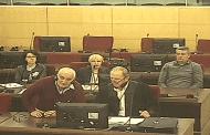 Lubarda i Planojević: Civili dobrovoljno otišli u Srednjoškolski centar