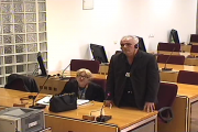 Perović: Narod autobusom prevezen u Lukavicu