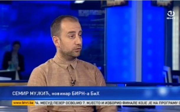 Mujkić za Dnevnik 3 BHT: Revizorski izvještaji se ne poštuju