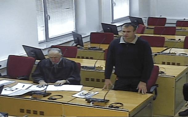 Aćimović: Optuženi tražio da se zarobljenicima obezbijedi voda