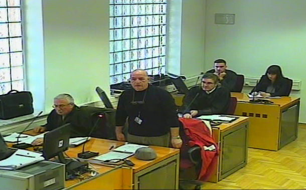 Presuda Ostoji Stanišiću za Srebrenicu 27. septembra