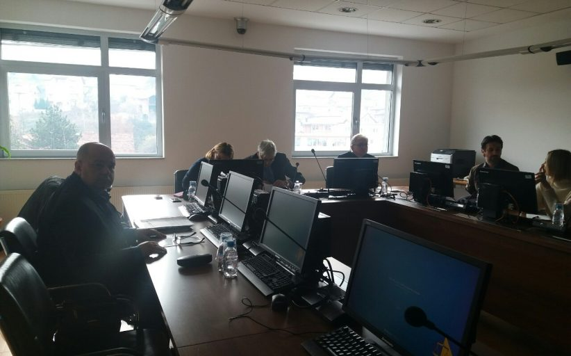 Sudija Milan Blagojević tražio izuzeće disciplinske komisije
