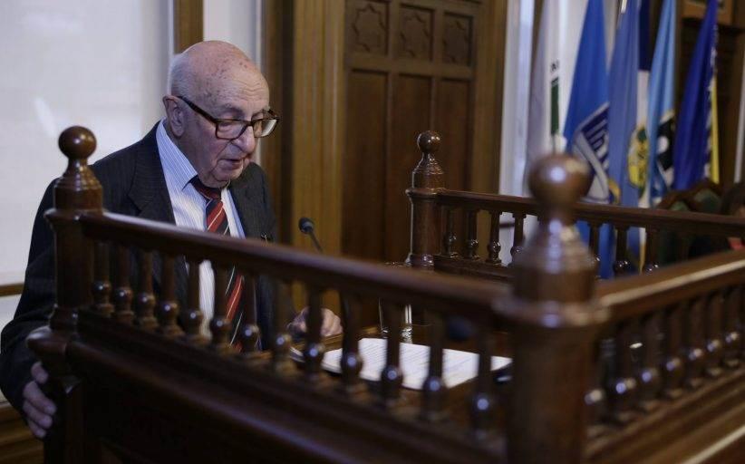 Theodor Meron: Hague Court's Achievements 'Extraordinary'