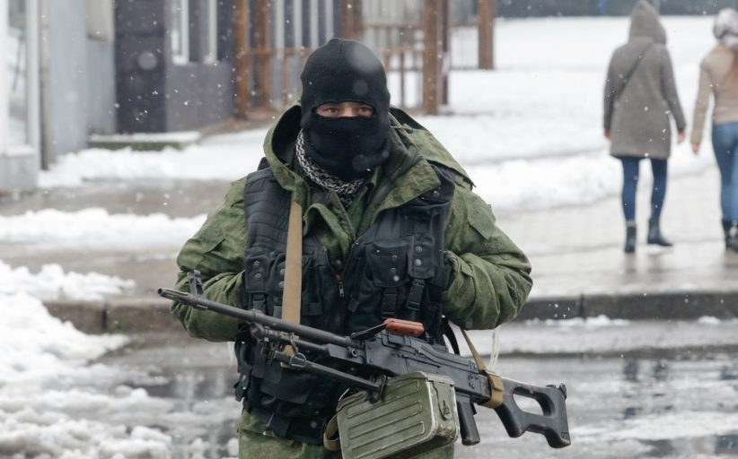 Donbass Brothers: How Serbian Fighters Were Deployed in Ukraine