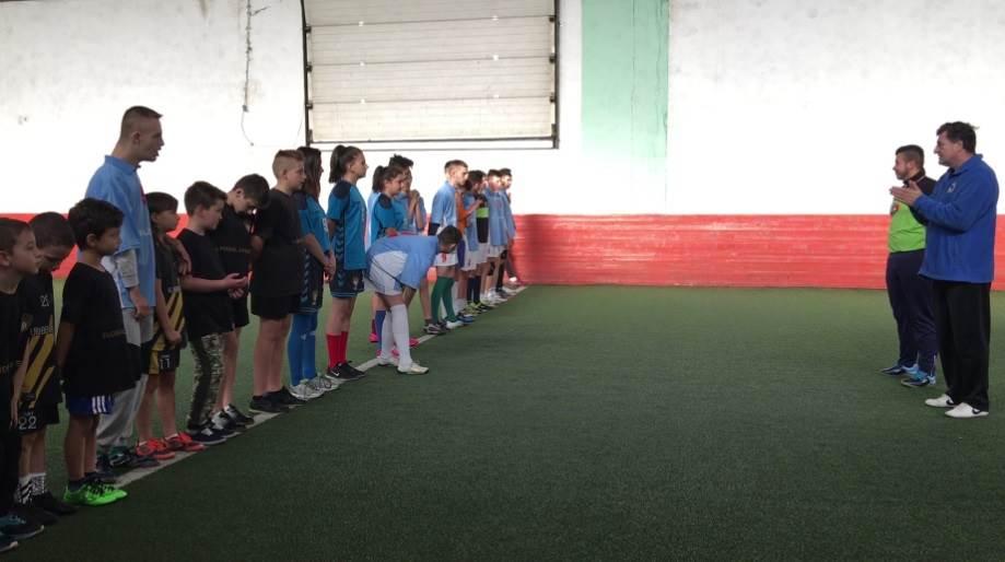Međunarodno priznata inkluzivna škola fudbala bez podrške vlasti