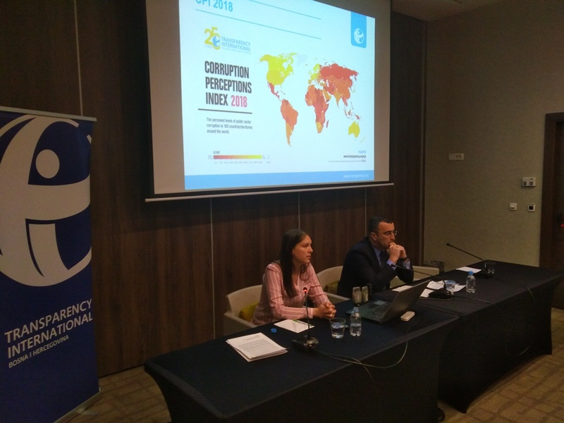 New Transparency Report Gives Balkan Countries Poor Scores