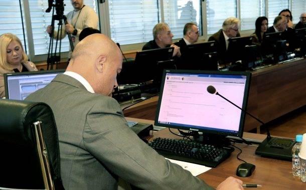 Odbačena disciplinska tužba protiv Milana Tegeltije