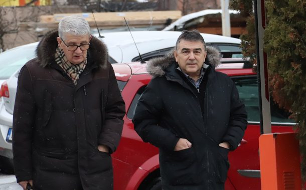Postupak protiv Salihovića prenosi se na Općinski sud