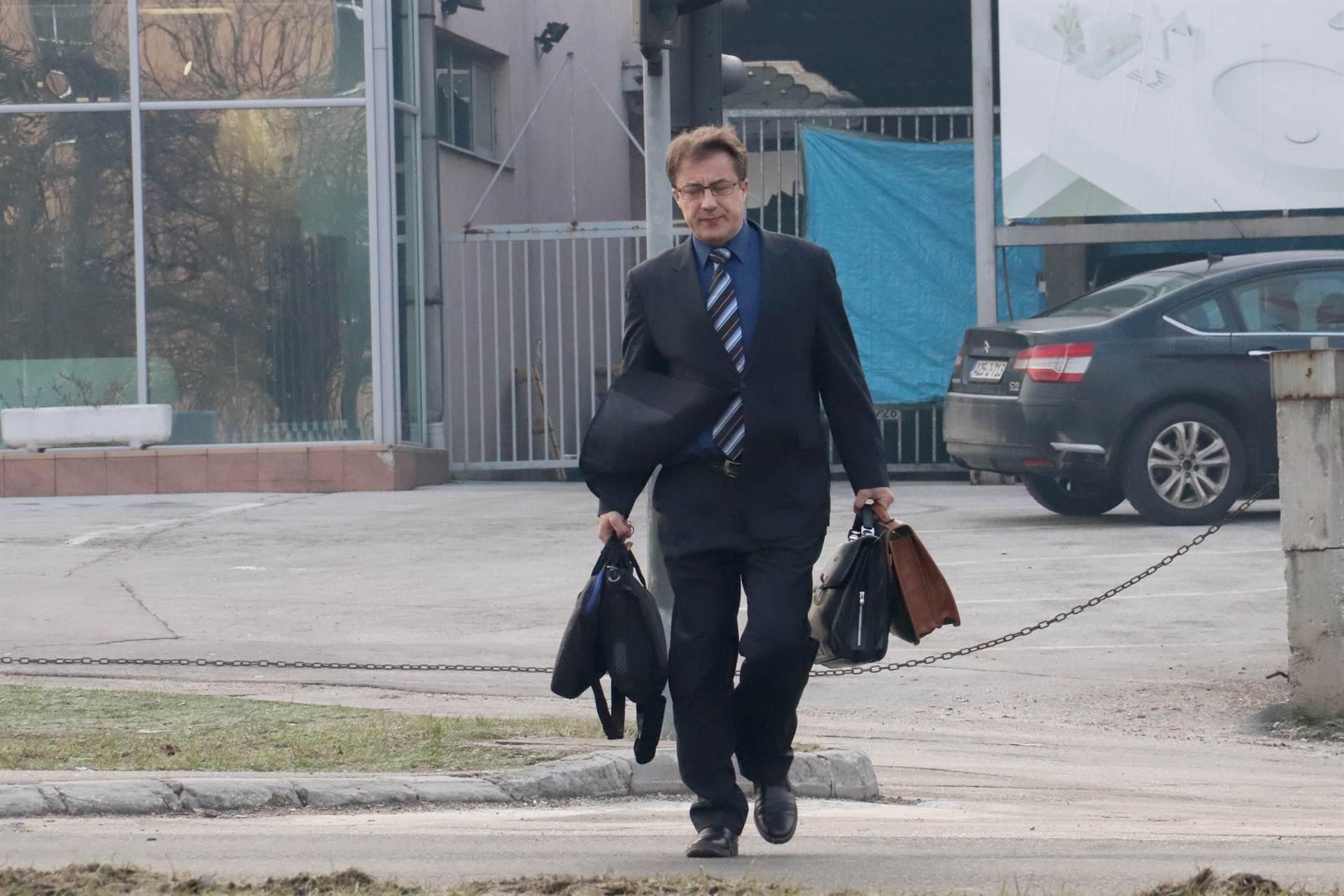 Suđenje Čauševiću odgođeno zbog bolesti branioca