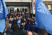 Serbia's Seselj Rallies Nationalists at Srebrenica Massacre Hearing