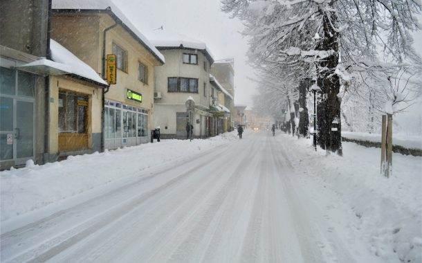 Godine nezakonitosti u zimskom održavanju cesta u Visokom