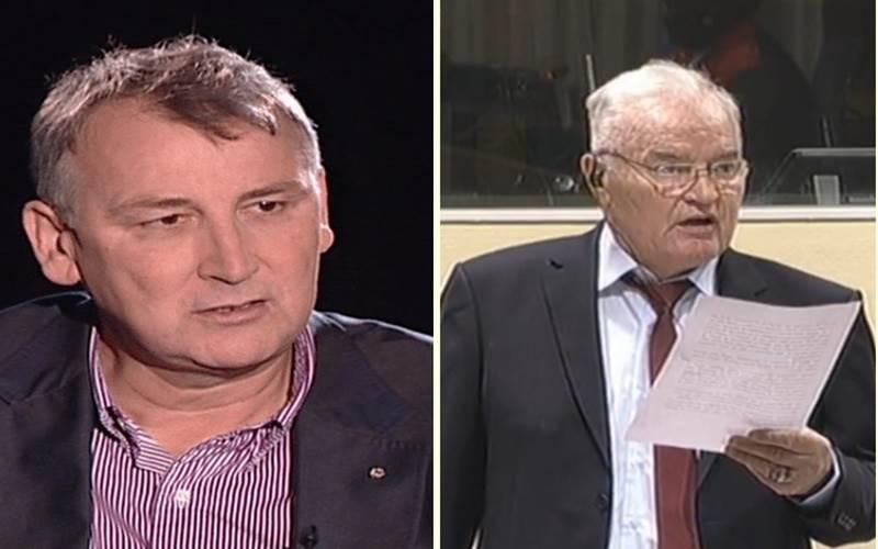 """Stojanović: Mladićevo puštanje na """"bazi programa mogućnosti i želja"""""""
