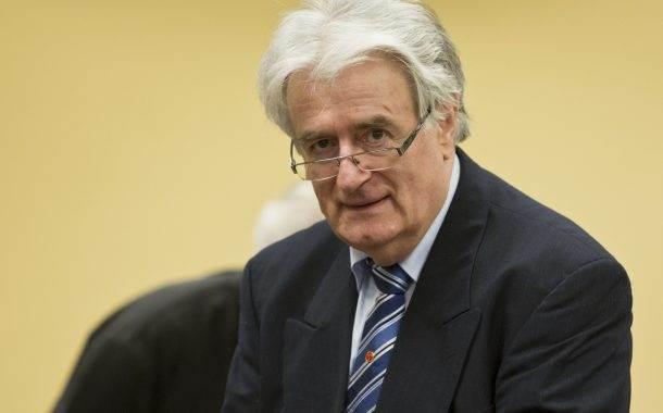 Odbijen Karadžićev zahtjev za preispitivanje odluke o prigovoru na visinu kazne