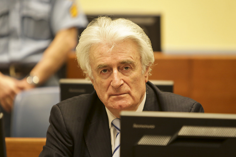 Radovan Karadzic Appeals Ban on Video Calls from Detention