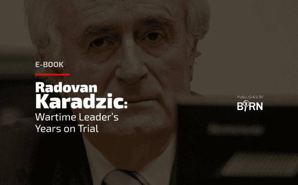 BIRN objavio e-knjigu o suđenju Radovanu Karadžiću