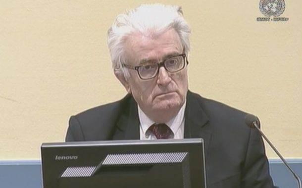 UN Court Orders Monitoring of Radovan Karadzic's Calls