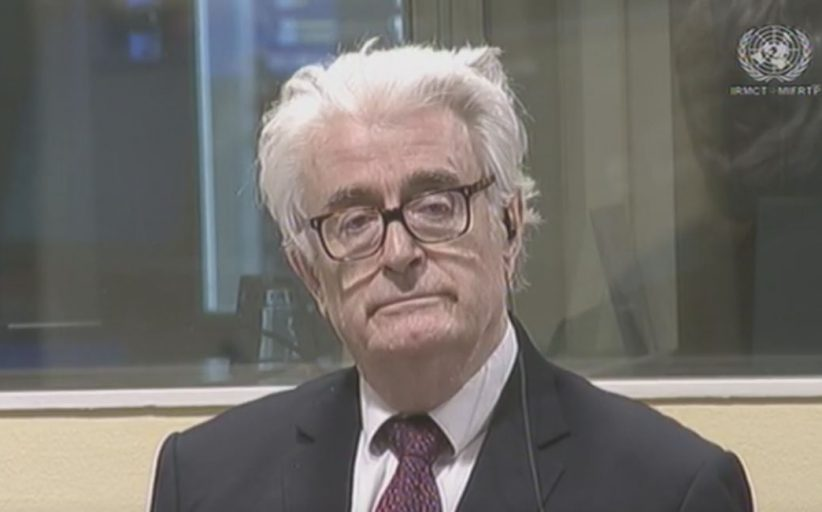 No Convictions for Radovan Karadzic's 'Helpers in Hiding'