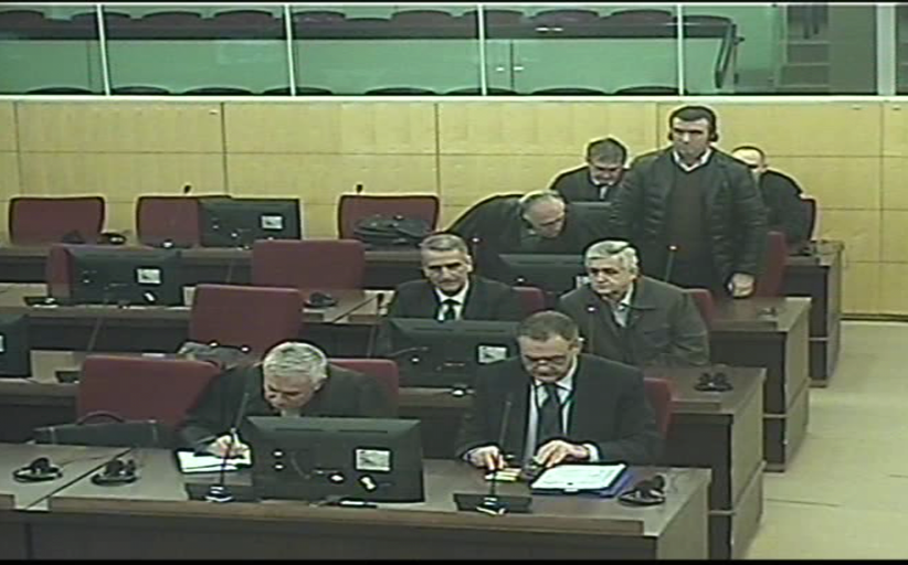 Sickness Delays Justice in Bosnian War Crimes Trials