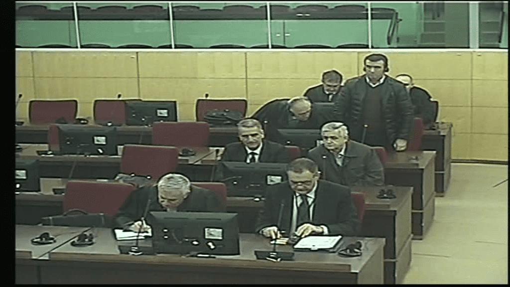Sickness Delays Justice in Bosnian War Crimes Trials